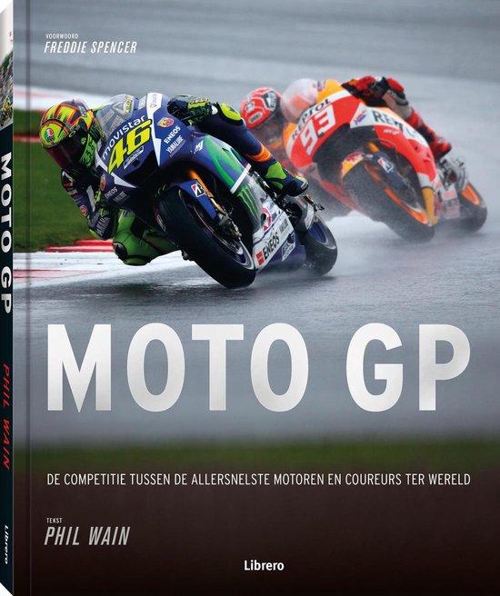 Moto GP - Phil Wain |