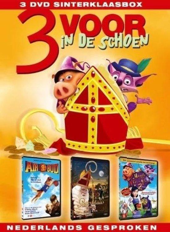 Cover van de film '3 Voor In De Schoen Box'