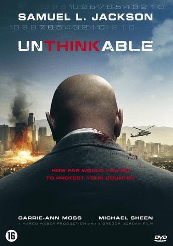 Cover van de film 'Unthinkable'