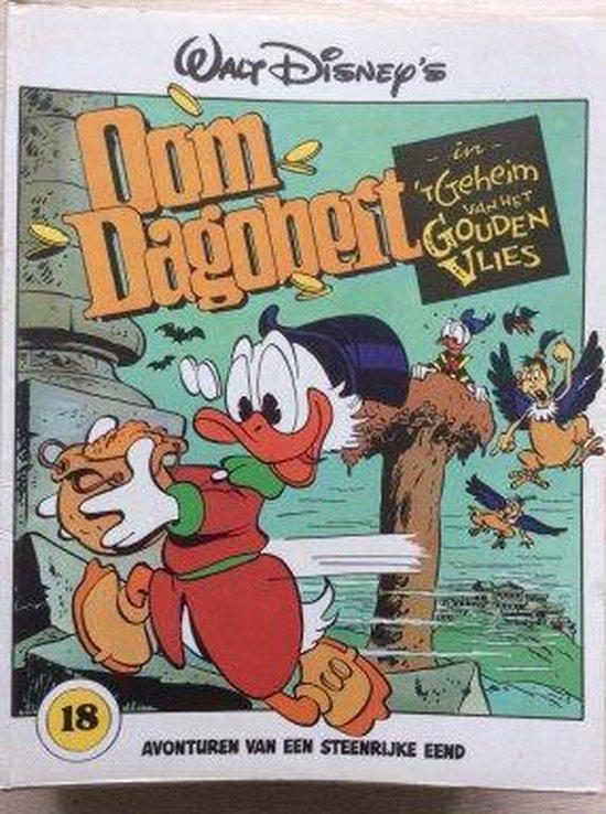 Oom Dagobert deel 18in 't geheim van de gouden vlies - C. Barks pdf epub