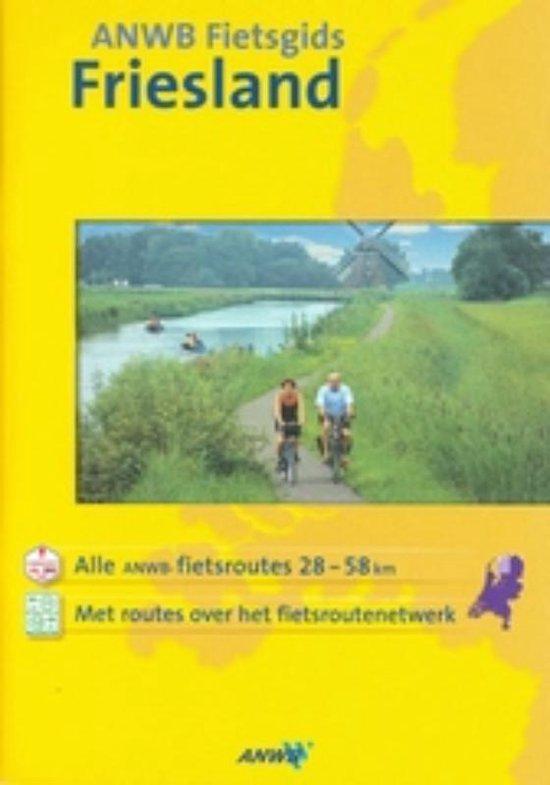 Anwb Fietsgids Friesland / Druk Heruitgave - Onbekend |