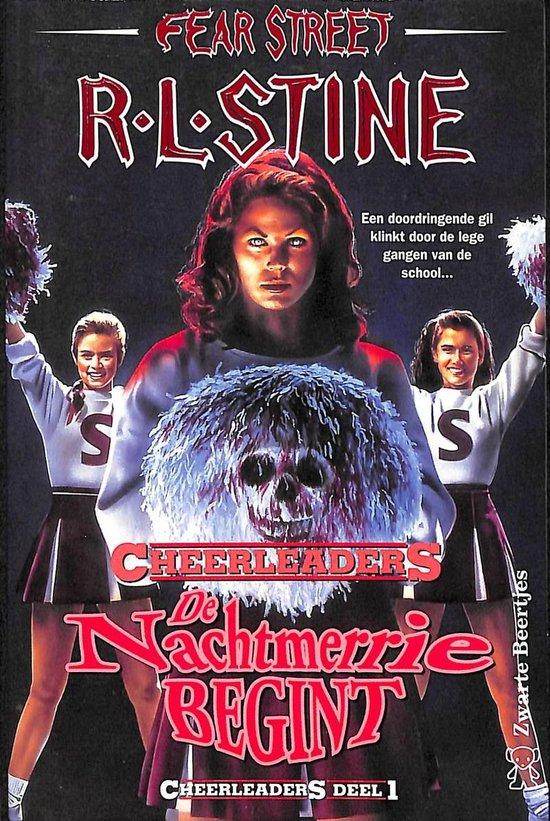 Cheerleaders deel 1: De nachtmerrie begint - R.L. Stine pdf epub