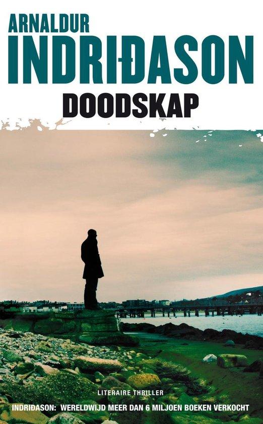 Boek cover Doodskap van Arnaldur Indridason (Onbekend)