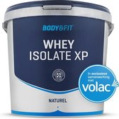 Body & Fit Whey Isolaat XP - Whey Protein / Proteine Shake - 4000 gram - Naturel