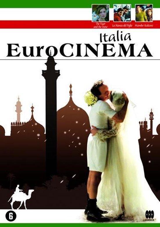 Cover van de film 'Eurocinema Italia'