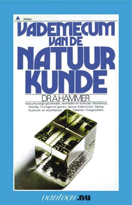 Vantoen.nu - Vademecum van de natuurkunde - A. Dr. Hammer  