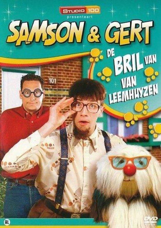 Cover van de film 'Samson & Gert - De Bril Van Van Leemhuyzen'