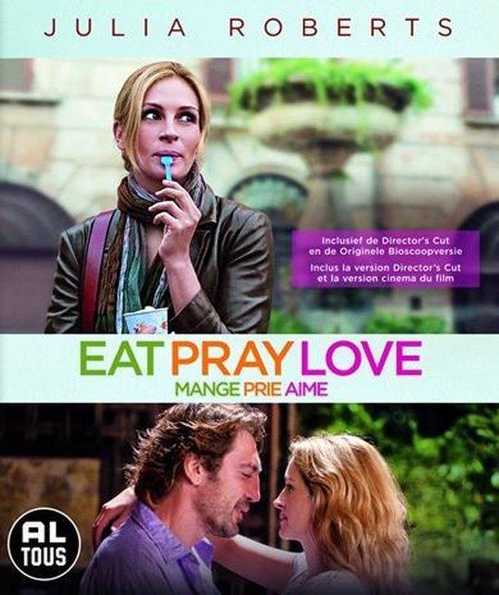 Cover van de film 'Eat Pray Love'