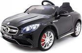 Elektrische Kinderauto - Mercedes Benz S63 AMG - 12V met Afstandsbediening
