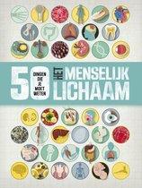 50 dingen die je moet weten  -   Het menselijk lichaam