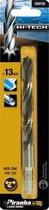 Piranha HI-TECH metaalboor 13mm X50730