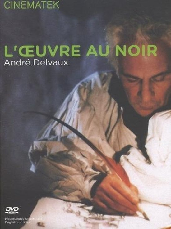 Cover van de film 'Loeuvre Au Noir'
