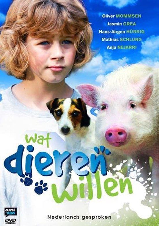 Cover van de film 'Wat Dieren Willen'