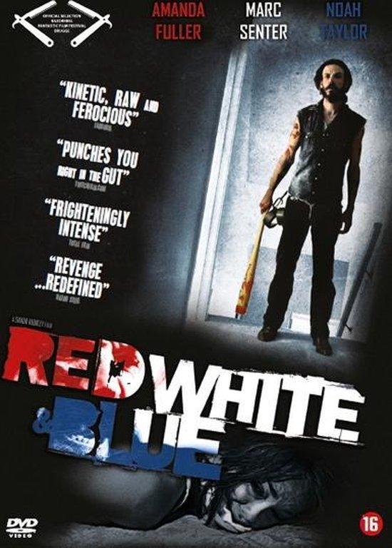 Cover van de film 'Red White & Blue'