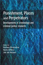 Omslag Punishment, Places and Perpetrators