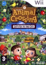 Animal Crossing: Let's Go To The City - Nintendo Wii