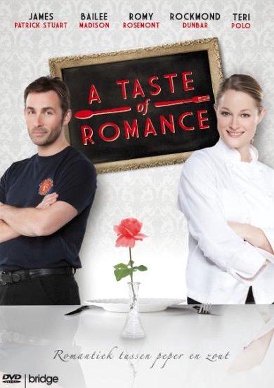 Cover van de film 'A Taste Of Romance'