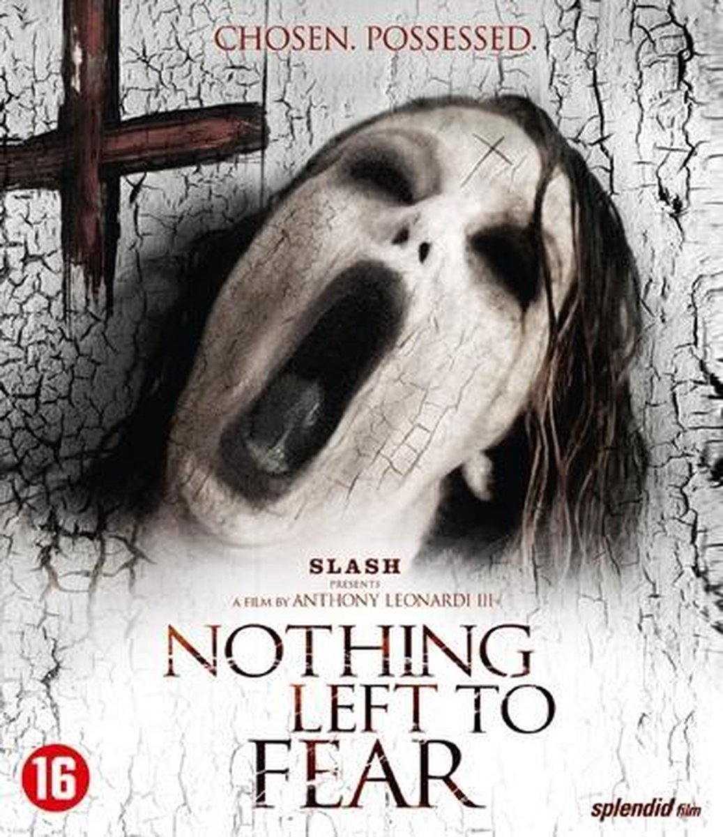 Nothing Left To Fear (Blu-ray) - Movieplay