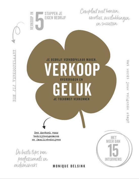 Verkoopgeluk - Monique Delsink pdf epub