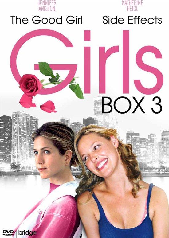 Cover van de film 'Girls Box 3'