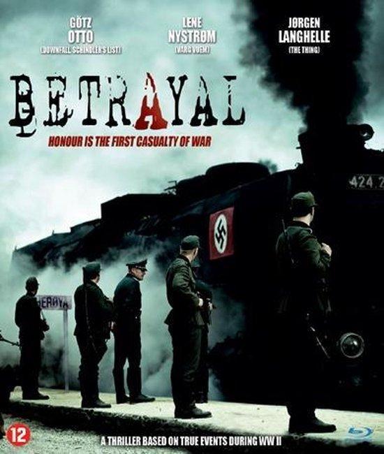 Cover van de film 'Betrayal'