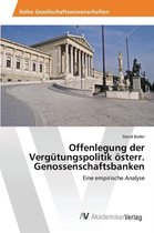 Offenlegung Der Vergutungspolitik Osterr. Genossenschaftsbanken