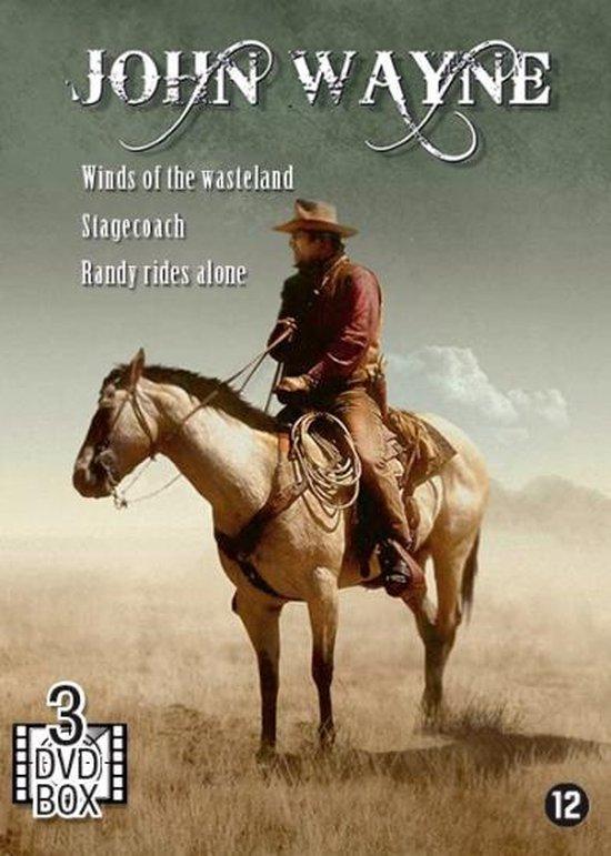 Cover van de film 'John Wayne  Western Collection - Box 2'