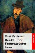 Omslag Benkal, Der Frauentroster