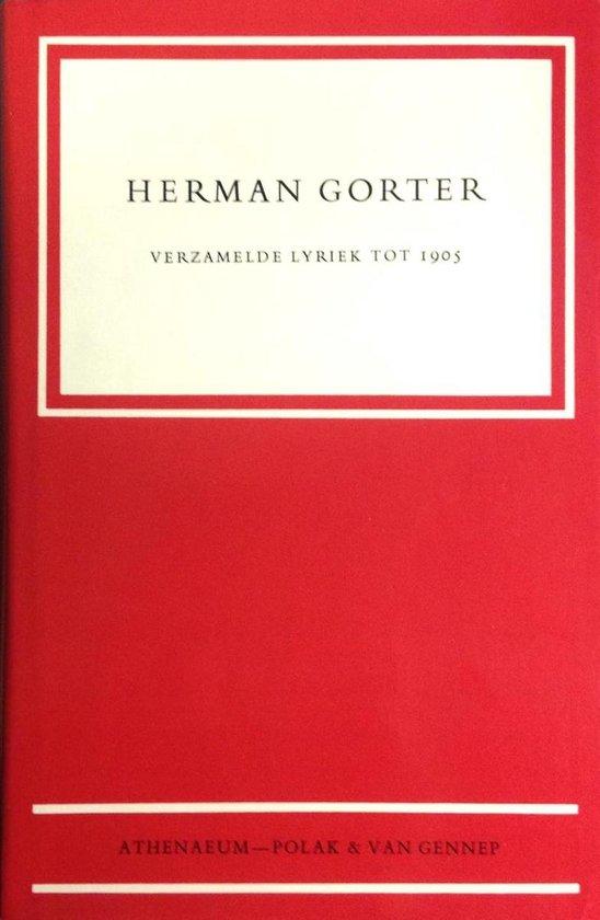 Verzamelde lyriek tot 1905 - Herman Gorter |