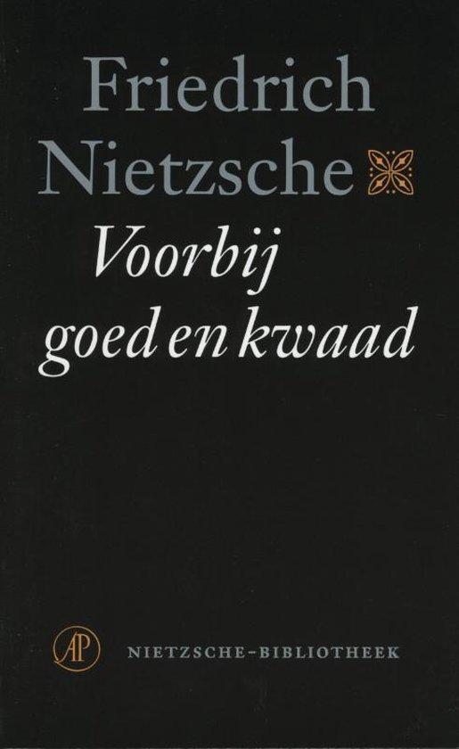 Boek cover Voorbij goed en kwaad van Friedrich Nietzsche (Onbekend)