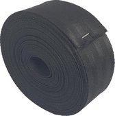 10 mtr -Boomband - Gordelband - 50 mm - nylon - zwart - autogordel