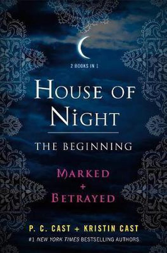 Boek cover House of Night van P C Cast (Paperback)