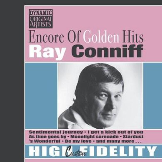 Encore of Golden Hits - Ray Conniff