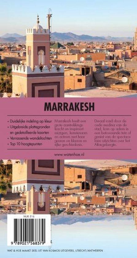 Marrakesh - Wat & Hoe Reisgids