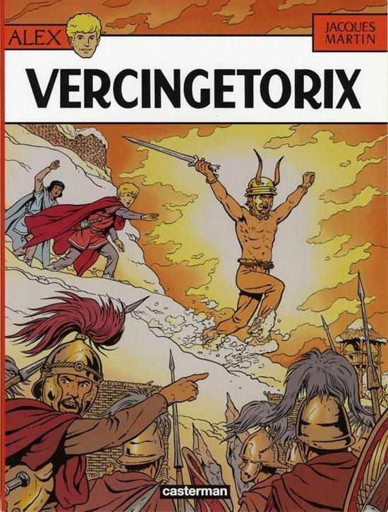 Alex 018 Vercingetorix - Jacques Martin |