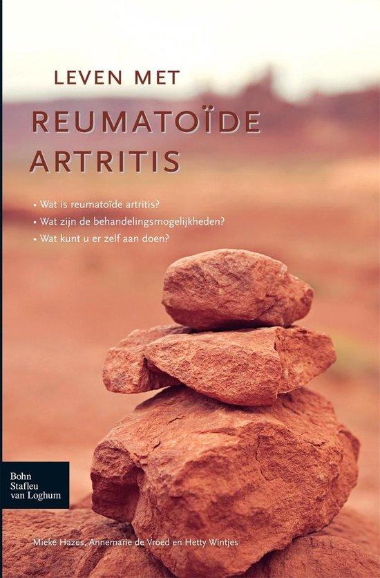 Leven met reumatoïde artritis - Annemarie De Vroed |
