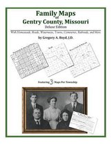 Family Maps of Gentry County, Missouri