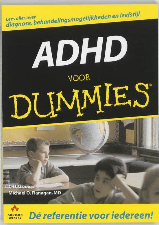Voor Dummies - ADHD voor Dummies - Jeff Strong |