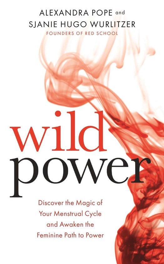 Boek cover Wild Power van Alexandra Pope