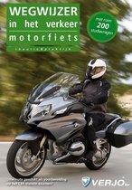 Theorieboek Rijbewijs A Wegwijzer in het verkeer Motorfiets 24e druk februari 2017