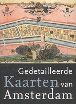 Gedetailleerde kaarten van Amsterdam