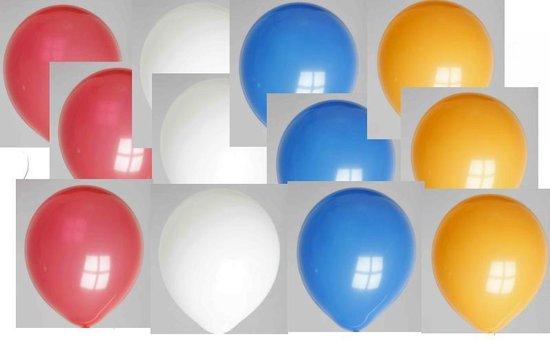 koningsdag ballonnen pakket