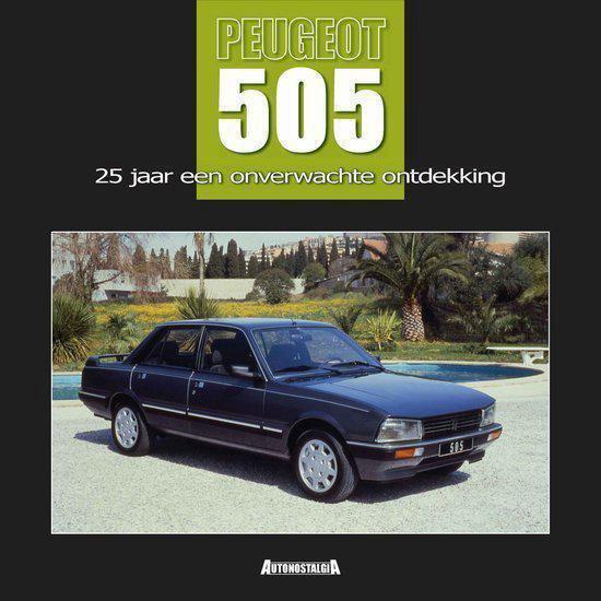 Peugeot 505 - Jos van den Bergh  