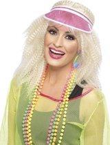 Dressing Up & Costumes   Costumes - 80s Pop - Poker Visor