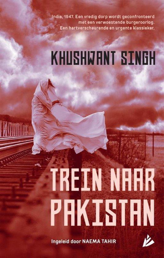 Trein naar Pakistan - Khushwant Singh |