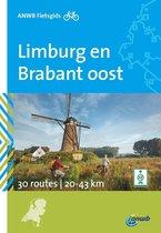 ANWB fietsgids 8 - Limburg en Brabant Oost