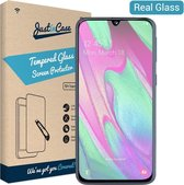 Just in Case Tempered Glass Samsung Galaxy A40 Protector - Arc Edges