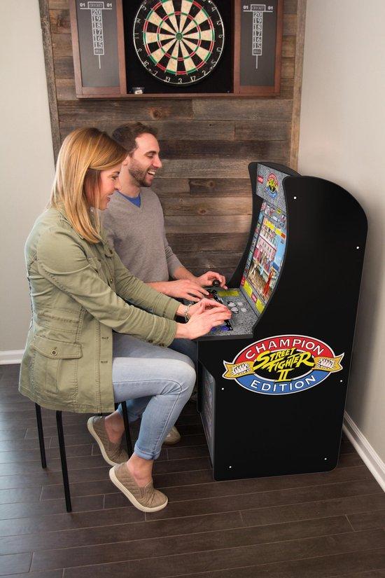Arcade 1up Street Fighter II