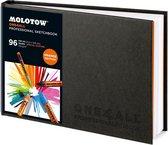 Molotow A5 Schetsboek - Hoge kwaliteit professioneel ONE4ALL™ sketchbook