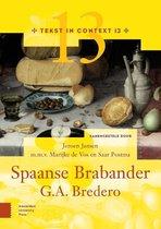 Tekst in Context  -   Bredero's Spaanse Brabander